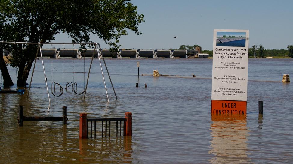 Clarksville flooding