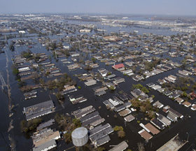 Katrina flooding