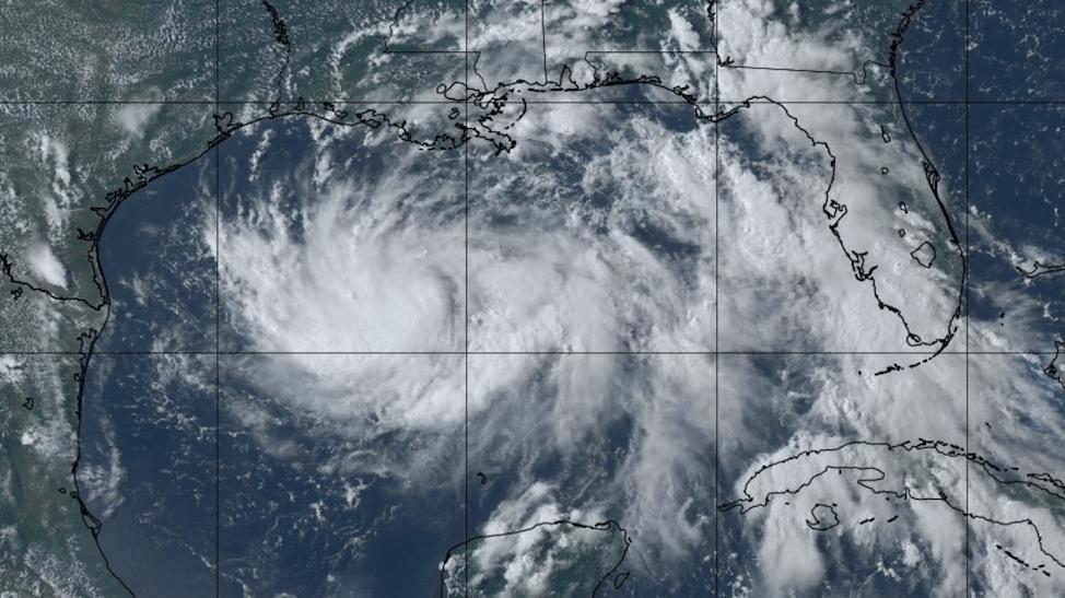 TD7 satellite image