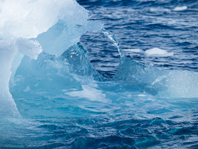 Brief overview of new IPCC report on oceans and ice risks