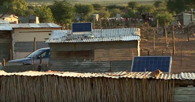 Solar on homes