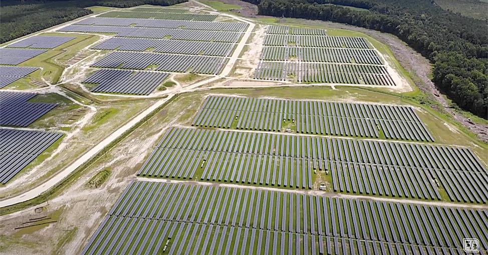 Fifth Third Bank solar array