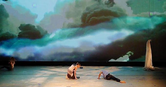 Glacier ballet