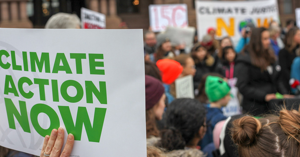 Climate action photo