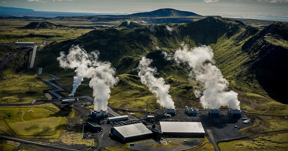 Hellisheidi power plant
