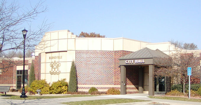 Burnsville city hall