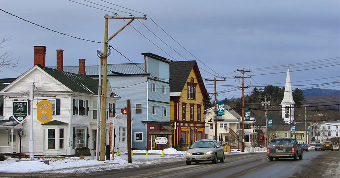 New Hampshire town