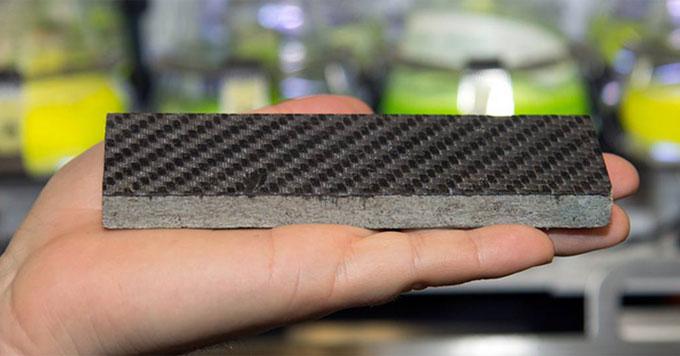 Algae material