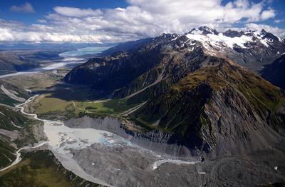Rahmstorf photo of Mueller Glacier