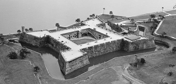 Castilloe de San Marcos