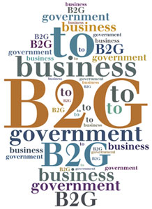 Business to government graphic