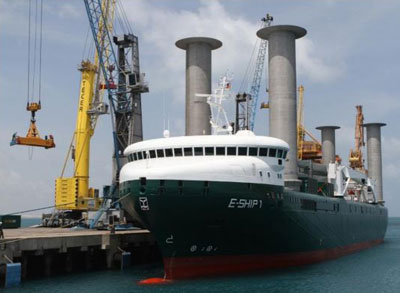Enercon ship