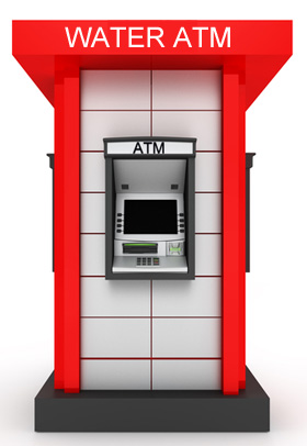 Water ATM image