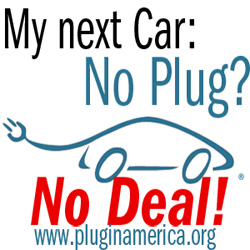 Plug In America banner