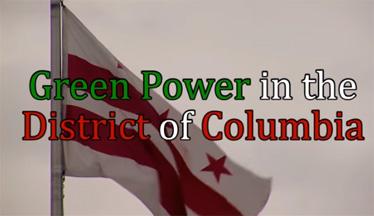 Green Power banner