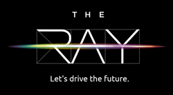 The Ray logo