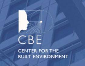 Center For the Built Environment logo