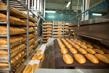 Food - Manufacturing bread