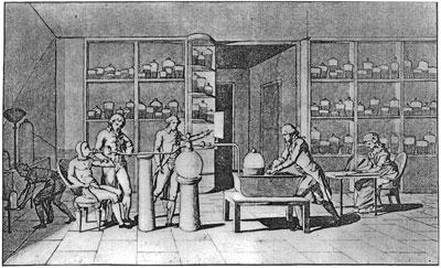 Vavoisier experiment photo