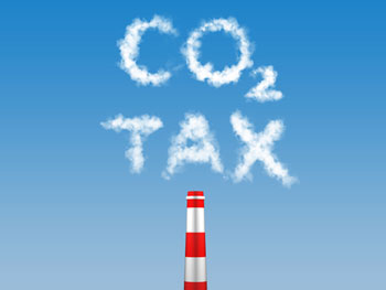 CO2 tax graphic