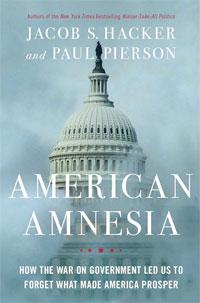 American Amnesia cover