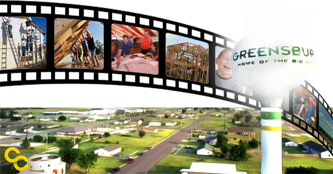 Greensburg image graphic