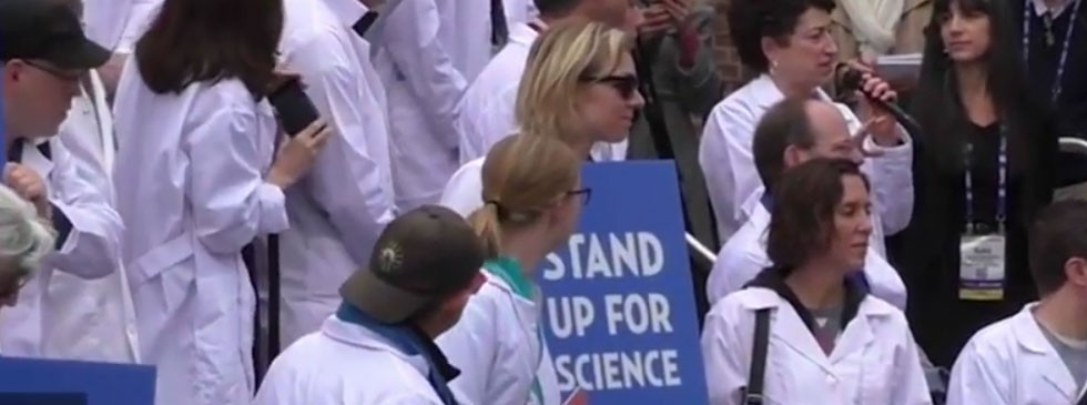 AGU Stand Up For Science graphic