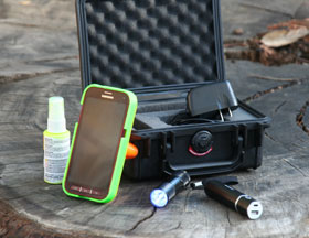 Smartphone and measurement kit
