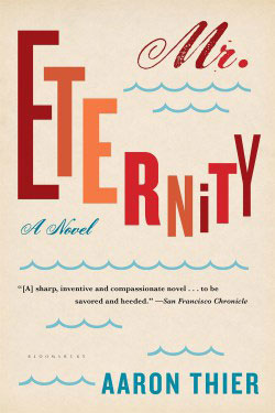 Mr. Eternity book cover