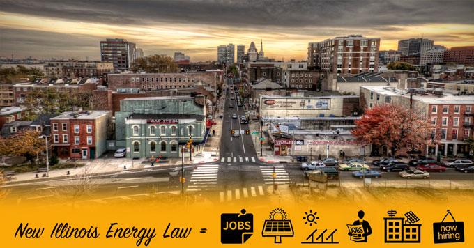 Illinois energy law graphic