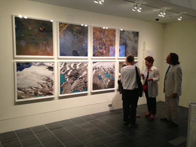 Burko in gallery