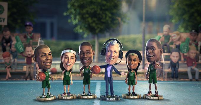 NBA campaign image