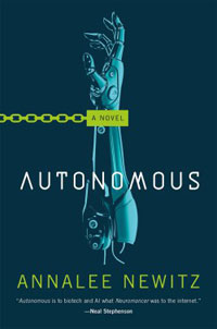 Autonomous book cover