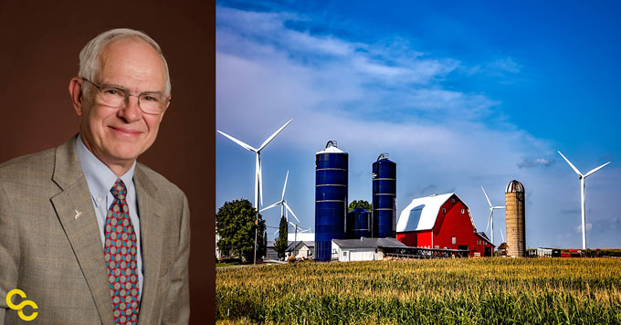 Ken Haar and farm