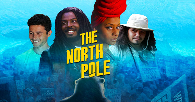 The North Pole cast