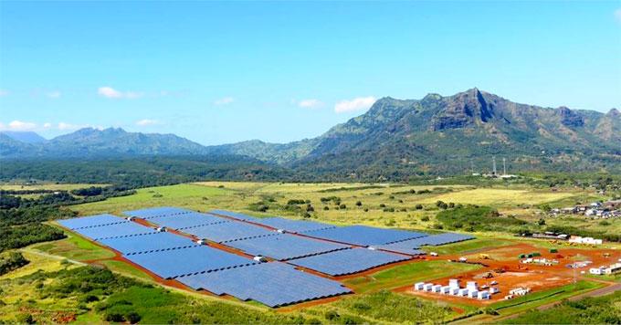 KIUC solar array