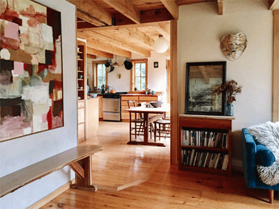 MacArthur's home