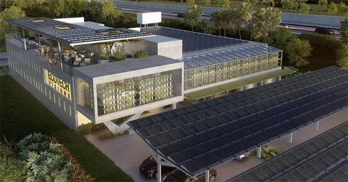 EcoTech facility