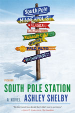 South Pole Station book cover