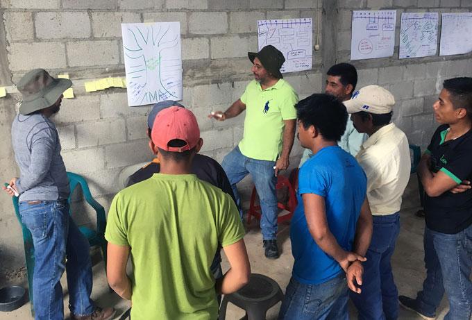 Guatemala farmers