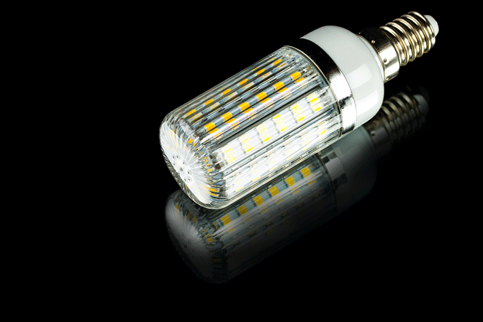Energy-saving LED