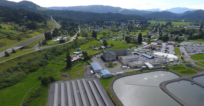 Blue Lake Rancheria microgrid