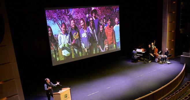 Jeff Biggers presentation