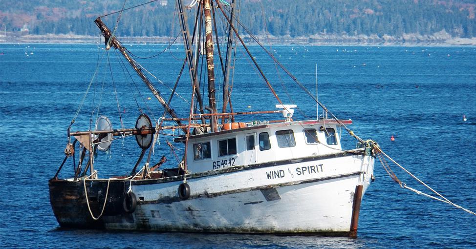 fishing vessel