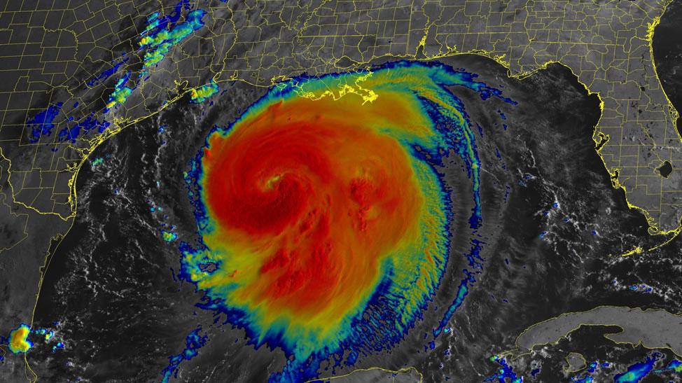 Hurricane Laura image