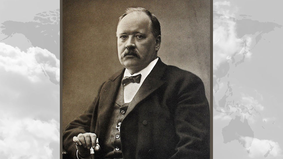 Swedish chemist Arrhenius