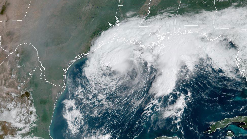 Satellite image of Beta