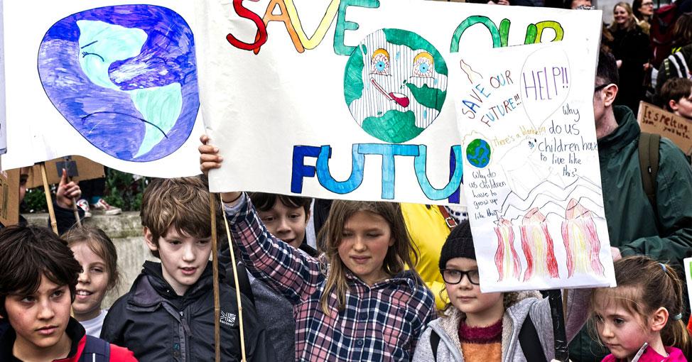 Global Climate Strike image