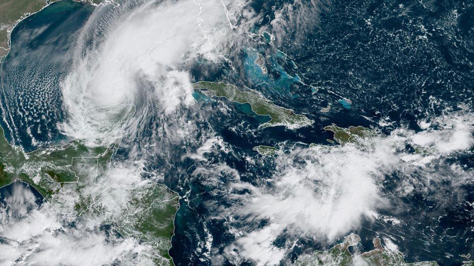 Gamma satellite image