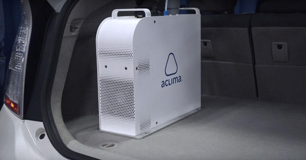 Aclima car sensor
